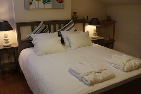 havre de paix au château Puygrenier - Villefranche-de-Lonchat - Bed & Breakfast