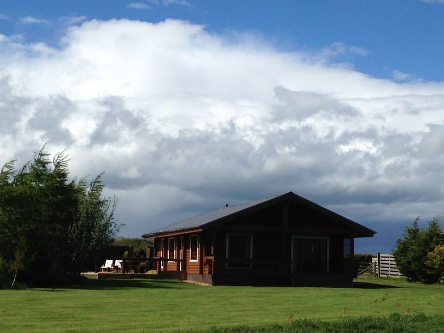 Bunnahabhain Lodge Lots of open space