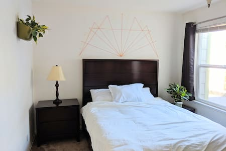 Comfy Room Steps from Golden Gate Park