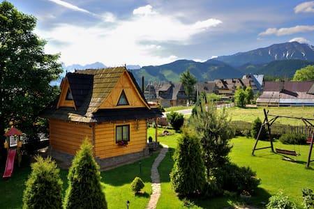Domek w Tatrach - Relax/Jacuzzi - Daire