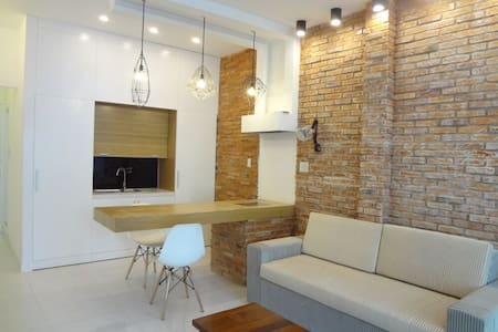 Cozy Serviced Apartment right in Downtown - 胡志明市