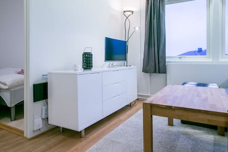 Apartment in the city center of Longyearbyen - Longyearbyen - Pis