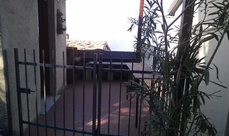 Casa indipendente sul lago - Dorio - Rumah