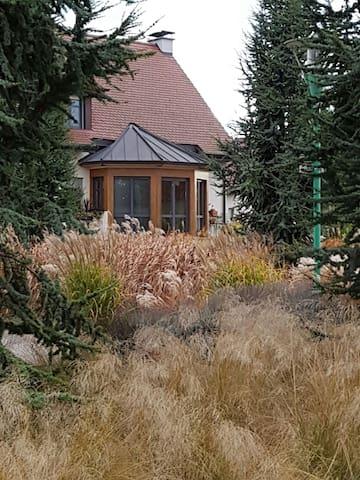 La cîme du chêne - Marckolsheim - บ้าน