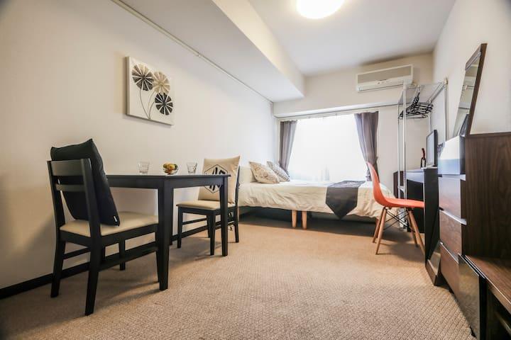 Premium Studio Heart of Tokyo +WIFI - Minato - Apartamento