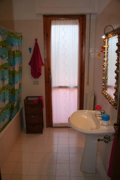 Bathroom/Bagno
