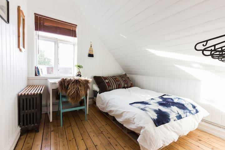 Cozy room in downtown Reykjavik