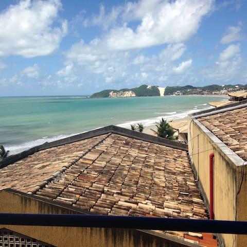 COSTEIRA PRAIA FLAT, BEIRA MAR EM PONTA NEGRA - Natal - Leilighet