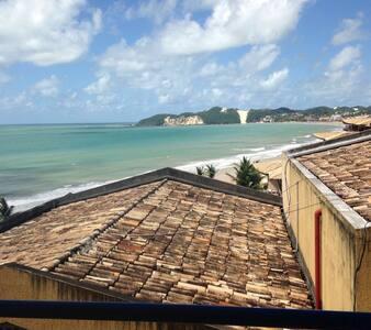 COSTEIRA PRAIA FLAT, BEIRA MAR EM PONTA NEGRA - Natal - Apartment