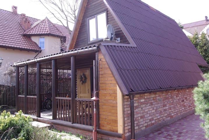 Домик - Svetlogorsk - Haus