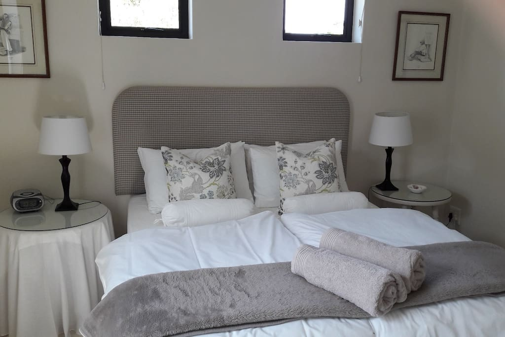 Single duvets available on request