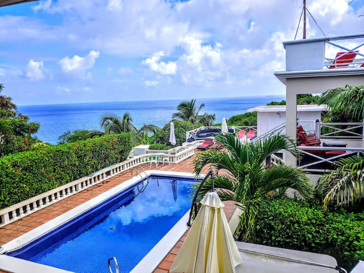 Ocean View Two Bedroom VIP Suite - Many Amenties