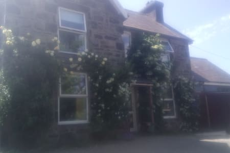 King or Twin bedroom in the centre of Llanberis