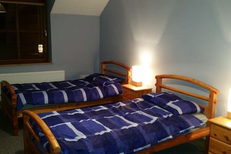 Spare room in a quiet location - Creevagh - Haus