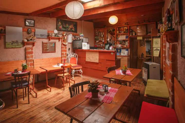 The Wanderers Hostel - 4 Bed Dormitory