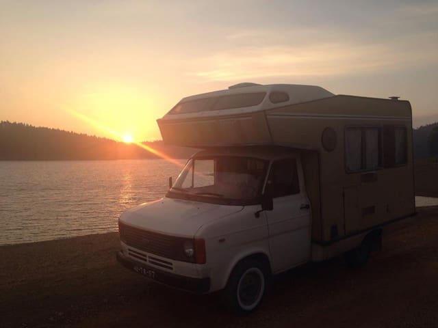 1980 Ford Transit - Vintage Camper - Oliveira do Hospital - Camper/RV