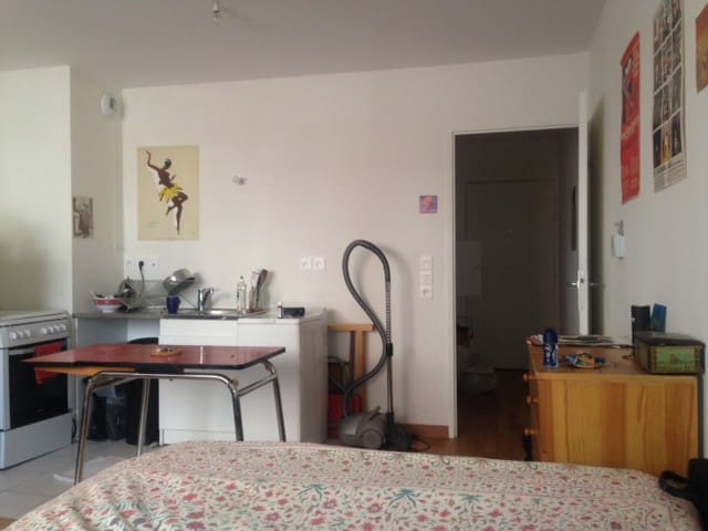 Cute Flat, central Paris in 10 mins