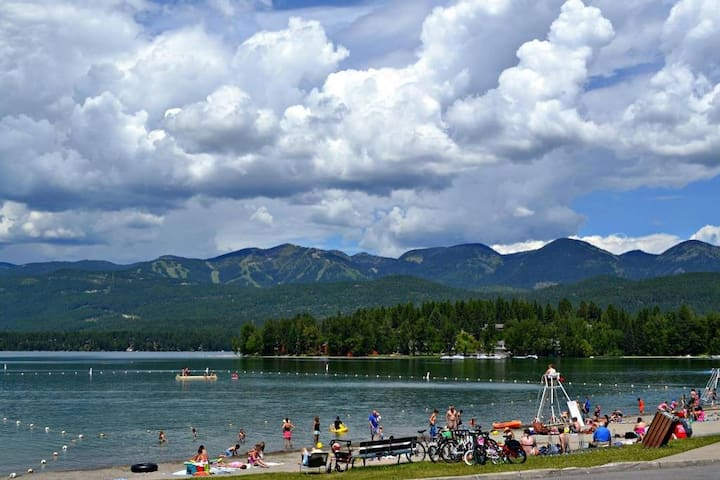 Whitefish Lake-City Beach
