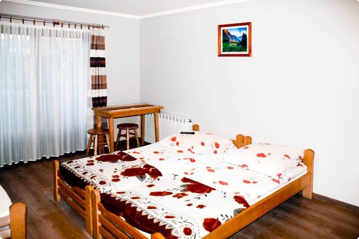 Cudzichówka pokój dla 2 osób i śniadania Zakopane