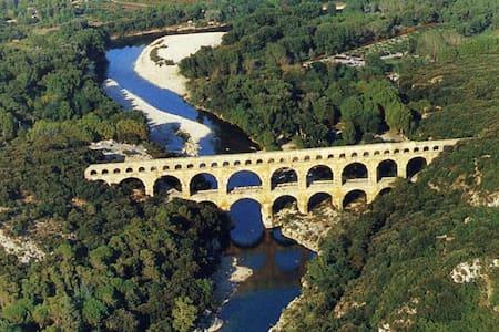 maison a la campagne de village - La Bastide-d'Engras - Hus