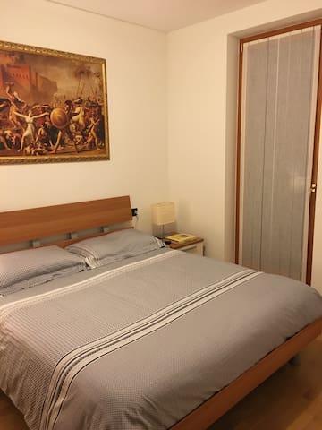 Miniappartamento con terrazza - Villa Lagarina - Apartament