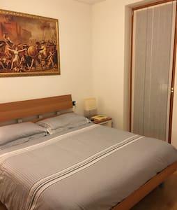 Miniappartamento con terrazza - Villa Lagarina - Lägenhet