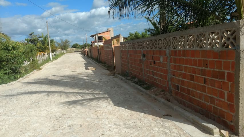 Casa perto da Praia do Coqueiro - Luis Correia, Pi