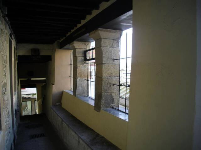 A Casa do Calexón