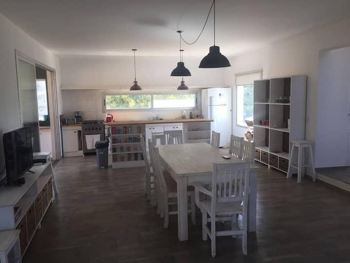 Casa entera Costa Esmeralda Pinamar Senderos -10 p