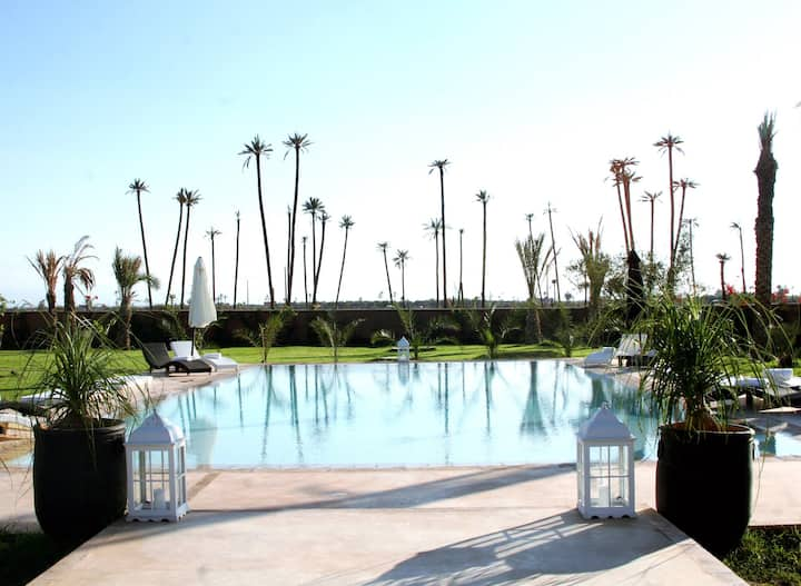 Villa Rayane Marrakech (6rooms-14persons)
