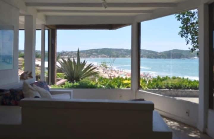 4 Bedroom Summer House with Unique sea view