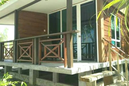 THE LOFT #1 at kekunang tering chalet  Rm:275/day