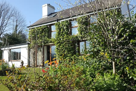Nant yr Onnen - countryside peace and quiet - Ceredigion - Haus