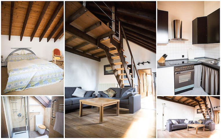Einliegerwohnung mit Sat-TV und WLAN, Nähe Rhein - Neuwied - Apartament