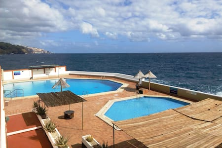 Apartamento duplex  junto al Mar - Candelaria