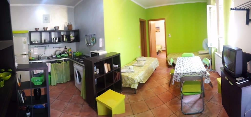 Appartamento in villetta Bivani con terrazzo