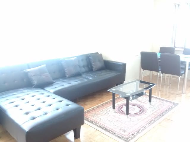 TRENDY AND LARGE 1 B/APT IN CORE DOWNTOWN