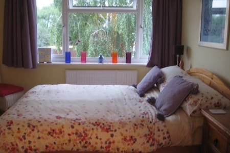 Lovely double bedroom with en-suite - Thame - House