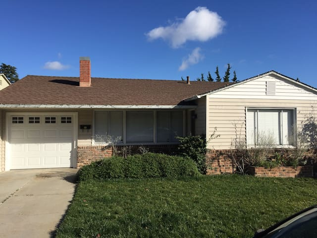Beautiful 2bd/1.5bath in Brittan Acres(San Carlos) - San Carlos