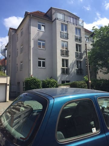 Apartment in Leipzig-Gohlis