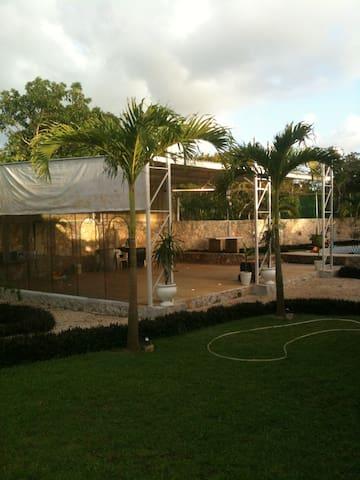 QUINTA LOS ABUELOS - Puerto Morelos - Hotel ekologiczny
