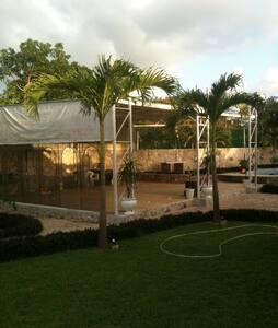 QUINTA LOS ABUELOS - Puerto Morelos - Natur-Lodge