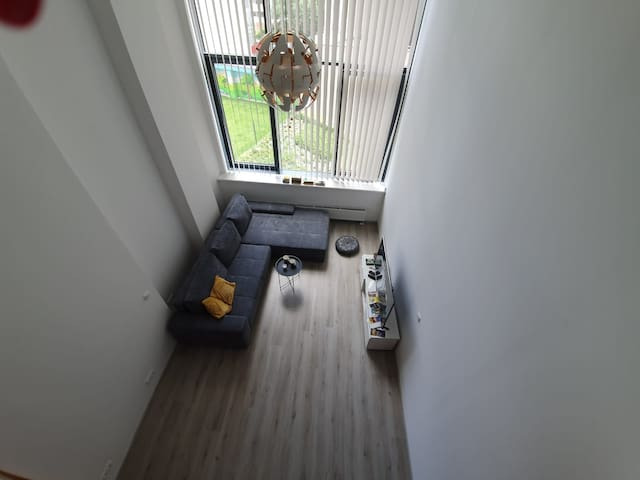 Beautiful Loft 10 min from the Bratislava center