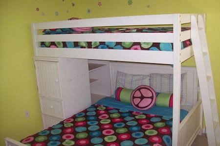 Rooms for rent in Disney World. - 別荘