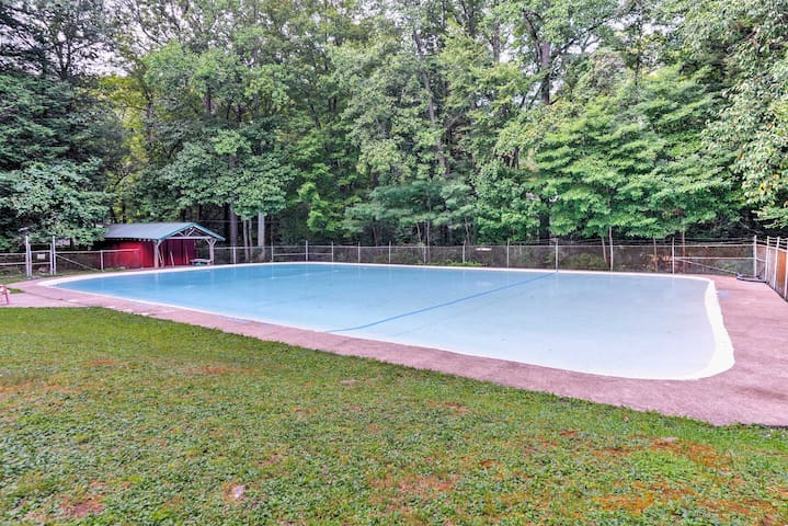 Enjoy access to the community pool.