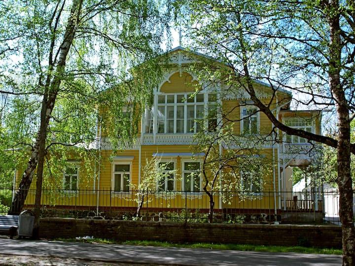 Historic Carl Ammende summer villa - best location