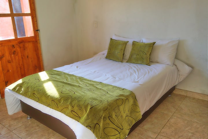 Nice room in Villa de Leyva