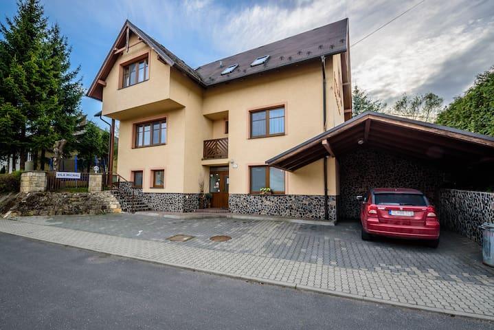 Vila Michal na skok od termálov - Liptovský Michal - Gästehaus
