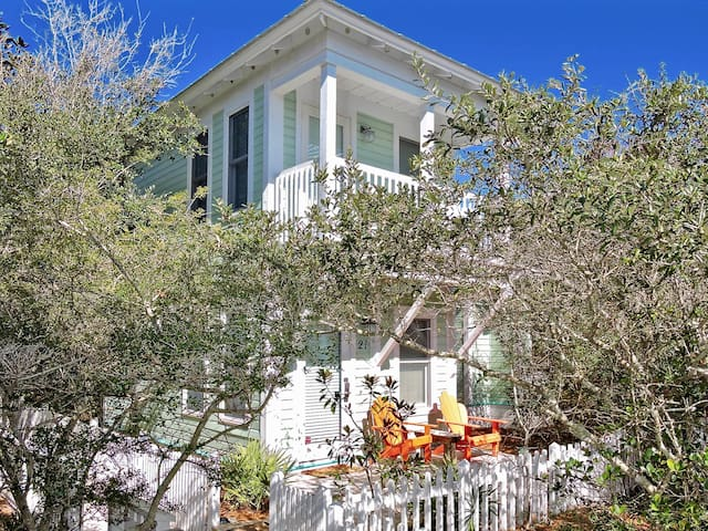 3 Houses to Beach in Seaside, Pet Friendly!-Up to 25% Spring Savings