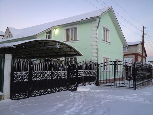 """Гостевой дом """"Алаколь"""" в  ждет своих гостей!"""
